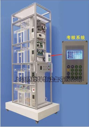 电梯的电气控制系统采用可编程控制器 (plc) 实现逻辑智能控制,交流